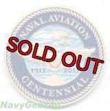 米海軍航空100周年オフィシャル記念チャレンジコイン