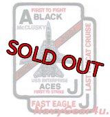VF-41 BLACK ACES ラスト トムキャットクルーズ2001記念パッチ