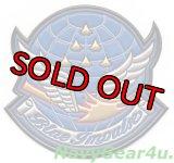 第11飛行隊ブルーインパルス革製部隊パッチ(レザーパッチ)