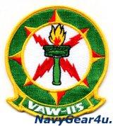VAW-115 LIBERTY BELLS部隊パッチ(ベルクロ有無)