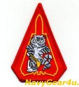 VF-111 SUNDOWNERS F-14ショルダートライアングルパッチ