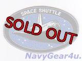 NASAスペースシャトル・マスコットパッチ(SFS社製)