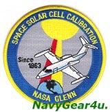 NASAグレンリサーチセンター(GRC)太陽光発電キャリブレーションパッチ(SFS社製)