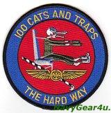 VRC-40 RAWHIDES エアクルー100 CATS & TRAPSパッチ
