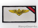 HM-15 BLACKHAWKSパイロットネームタグ