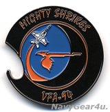 VFA-94 MIGHTY SHRIKES F/A-18Fチャレンジコイン/ボトルオープナー(栓抜き)