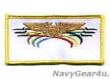 CVW-9 NFOネームタグ(ホワイトVer.)