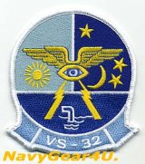 VS-32 MAULERS 部隊パッチ(旧Ver.)