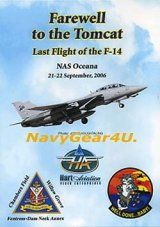 Farewell to the Tomcat Last Flight of the F-14 DVD