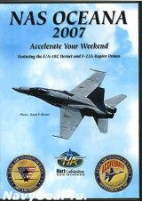 "NAS OCEANA 2007 AIRSHOW ""Accelerate Your Weekend""エアショーDVD"
