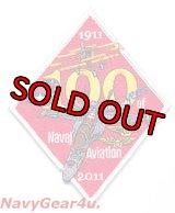VFA-102 DIAMONDBACKS米海軍航空100周年記念パッチ(Ver.2)