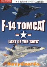 "F-14 TOMCAT LAST OF THE ""CATS"" DVD(PAL方式対応プレーヤーまたはPC再生専用)"
