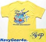 第11飛行隊ブルーインパルス部隊創設50周年記念限定T-シャツ(イエロー)