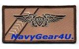 VF/VFA-103 JOLLY ROGERS NFO(WSO)ネームタグ(デザート)