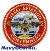 米海軍航空100周年NAVAL AVIATON CENTENNIAL公式記念パッチ(海兵隊バージョン)