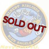 BLUE ANGELS FAT ALBERT AIRLINES 2008ツアー記念パッチ