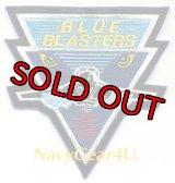 VA-34 BLUE BLASTERS A-6Eショルダーパッチ(デッドストック)