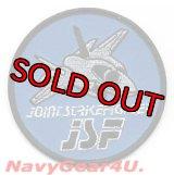JSF F-35ライトニングIIオフィシャルマスコットパッチ