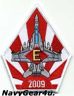 画像1: VFA-102 DIAMONDBACKSバトルEアワード2009受賞記念ショルダーパッチ(Ver.1)