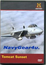 F-14 TOMCAT SUNSET DVD