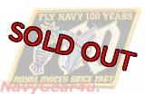 VFA-27 ROYAL MACES米海軍航空100周年記念パッチ
