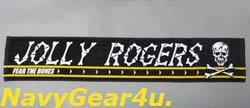 画像1: VFA-103 JOLLY ROGERSマフラータオル