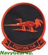 VF-114 AARDVARKS部隊パッチ