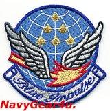第11飛行隊ブルーインパルス部隊パッチ(ハイグレードレプリカ/ベルクロ有無)