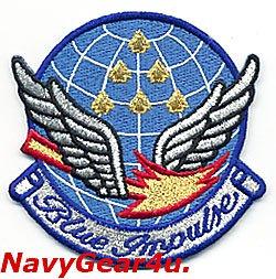 画像1: 第11飛行隊ブルーインパルス部隊パッチ(ハイグレードレプリカ/ベルクロ有無)