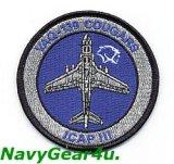 VAQ-139 COUGARS EA-6B ICAP IIIショルダーバレットパッチ