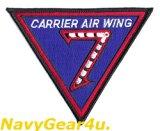 CVW-7(AG)部隊パッチ