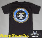 VFA-213 BLACKLIONSオフィシャルT-シャツ