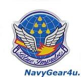 第11飛行隊ブルーインパルス3Dポッティングステッカー