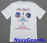 第11飛行隊ブルーインパルス2014年シーズンJASDF60THツアー記念限定T-シャツ(ホワイト)