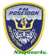 VP-30 PRO'S NEST P-8AポセイドンFRS INSTRUCTOR PILOTショルダーパッチ