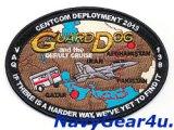VAQ-138 YELLOW JACKETS CENTCOMディプロイメント2013記念パッチ