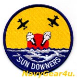 VFC-111 SUN DOWNERS部隊パッチ(ベルクロ有無)