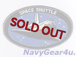 画像1: NASAスペースシャトル・マスコットパッチ(SFS社製)