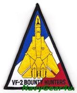 VF-2 BOUNTY HUNTERSショルダートライアングルパッチ(1st Ver.)