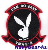 VMAQ-2 PLAYBOYS部隊パッチ(90年代)