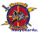 VAQ-129 VIKINGS EA-18GグラウラーPLANE CAPTAINパッチ