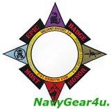 VAQ-138 YELLOW JACKETS FAR EAST TOUR 2014-2015 三沢UDP展開記念パッチ用フレームパッチ