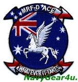 HMH-463 PEGASUS 2015 ダーウィン展開記念MRF-D ACE部隊パッチ