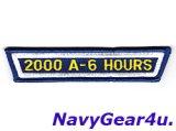 A-6 イントルーダー2000飛行時間記念タブパッチ