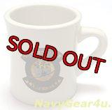 VMFA-323 DEATH RATTLERS部隊オフィシャル・ヴィトリーマグカップ