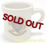 VS-21 FIGHTING REDTAILS部隊オフィシャル・ヴィトリーマグカップ