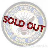 UNITED STATES NAVY CHIEF OF NAVAL OPERATIONS(海軍作戦部長)パッチ