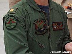 画像2: HSC-25 ISLAND KNIGHTS DET-6 エアクルーネームタグ(サブデュード)