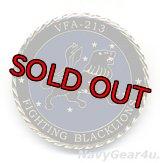 VFA-213 BLACKLIONSオフィシャルチャレンジコイン