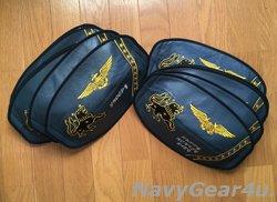画像3: VFA-213 BLACK LIONS JHMCSヘルメット用現行バイザーカバー